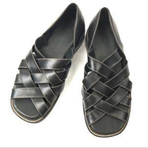 Cole Haan Country Men's Black Sandals, 8